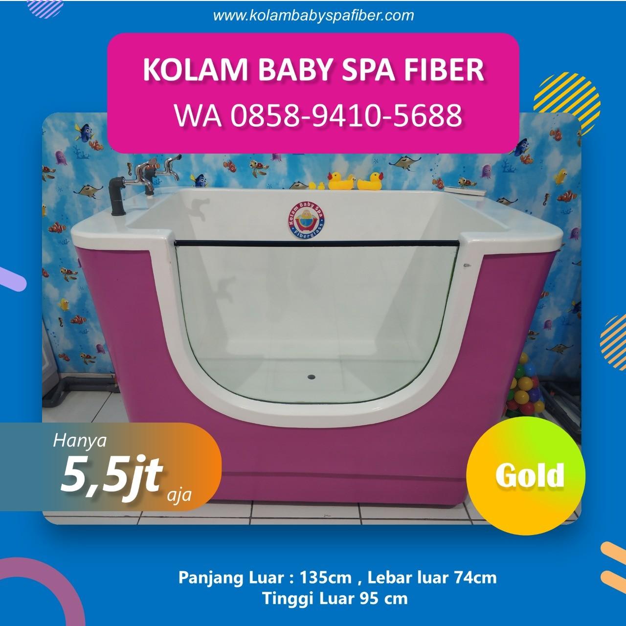 Harga Kolam Baby Spa Flores Timur berkualitas