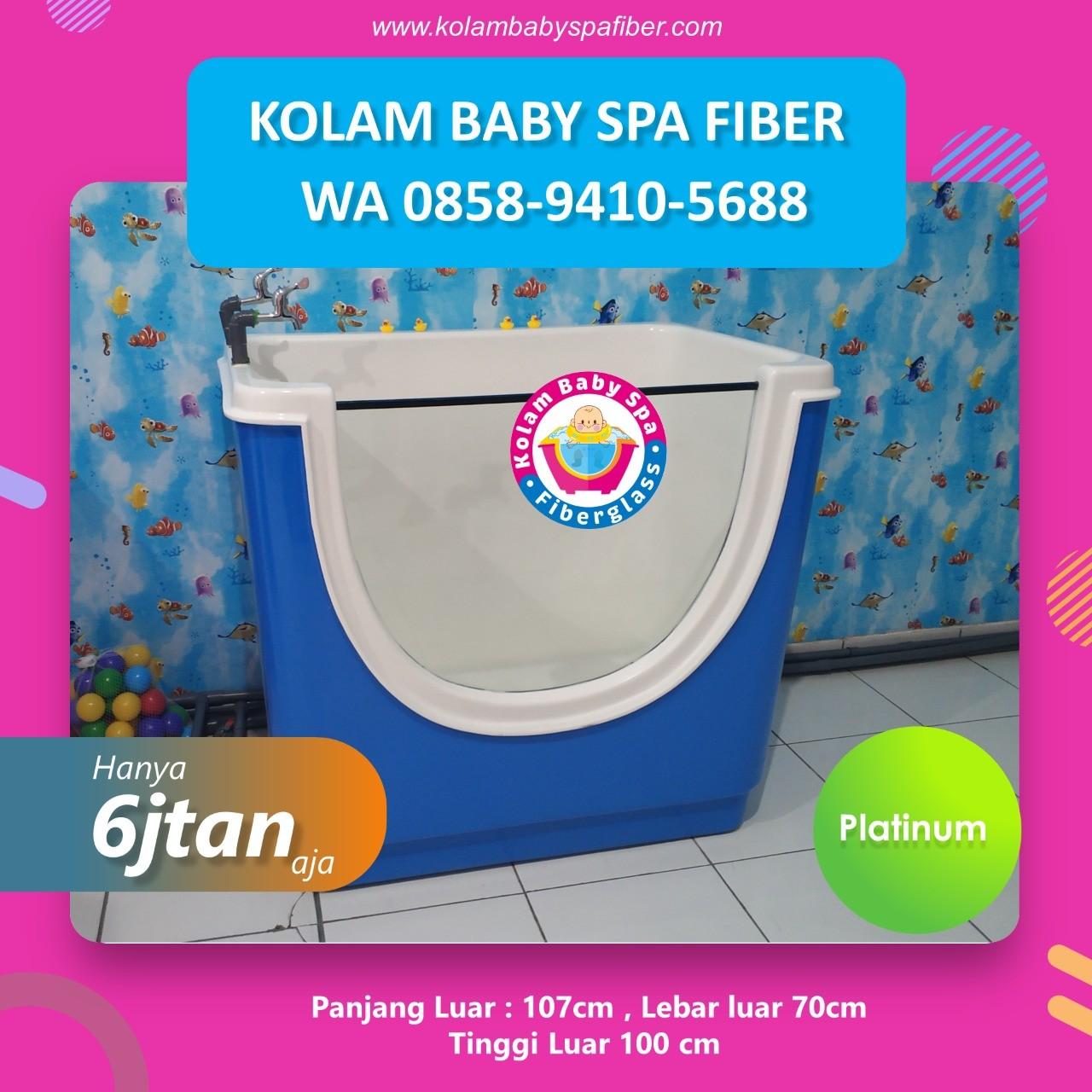 Harga Kolam Baby Spa Kediri termurah